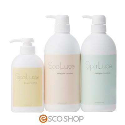 SpaLuce スパルーチェ ミルクローション モイストローション ライトローション 弱酸性 手荒れ 水仕事 乳液 化粧水 保湿 ギフト 送料無料