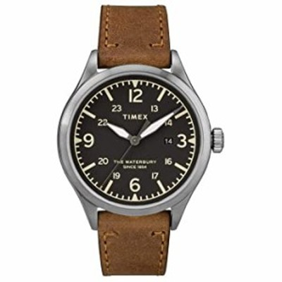 Timex The Waterbury Quartz Movement Black Dial Men's Watch TW2R71200