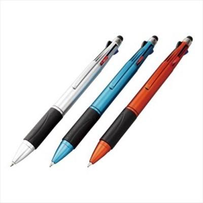 タッチペン付4色ボールペン SC-1606 2021-395g4