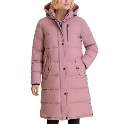 BCBジェネレーション レディース コート アウター Hooded Puffer Coat