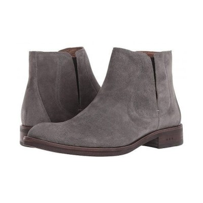 John Varvatos ジョーンバルバトス メンズ 男性用 シューズ 靴 ブーツ チェルシーブーツ Waverly Covered Chelsea - Coal