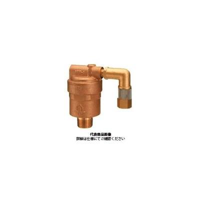 ベンベン AFV1N-F 新基準適合 青銅吸排気機構付空気抜弁 AFV1N-F-25A 1個(直送品)