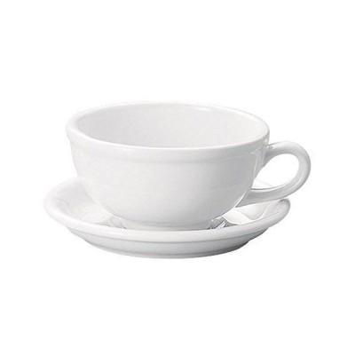 光洋陶器 カントリーサイド 片手 スープカップ&ソーサー ミルキーウェイ 11113058&11113055