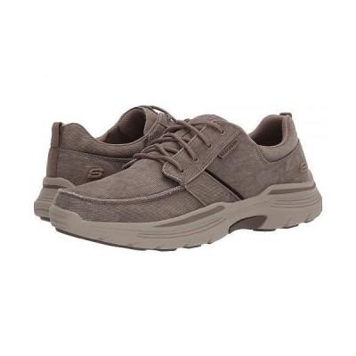 SKECHERS スケッチャーズ メンズ 男性用 シューズ 靴 スニーカー 運動靴 Expended Bermo - Beige