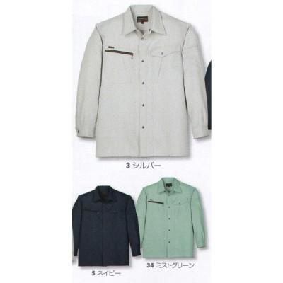 長袖シャツ LB-3402 タカヤ商事