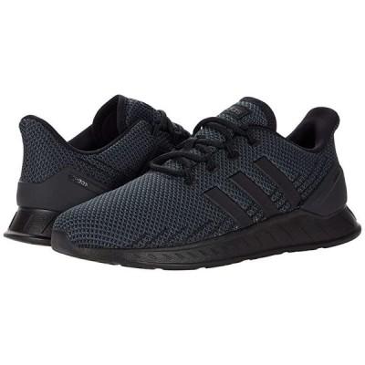 アディダス Questar Flow NXT メンズ スニーカー 靴 シューズ Black/Black/Grey
