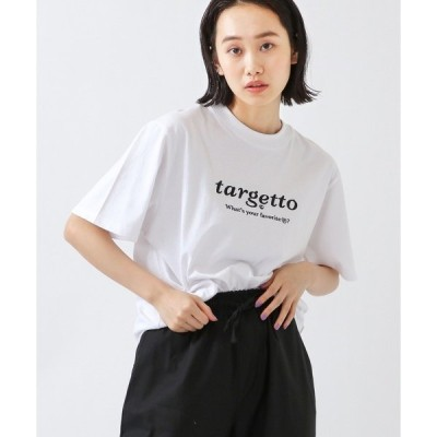 tシャツ Tシャツ targetto/ロゴTEE 2951780