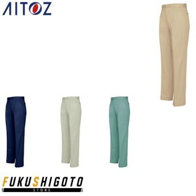 AITOZ 772 ワークパンツ W70-85cm 【秋冬対応 作業着 作業服 アイトス】