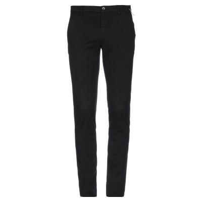 メイソンズ MASON'S パンツ ブラック 50 コットン 96% / ポリウレタン 4% パンツ