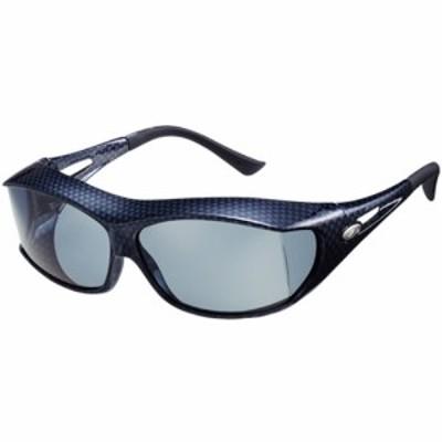 アックス(AXE) フィットオーバー サングラス CBK/カーボンブラック SG-605PCS 【スポーツサングラス ゴルフ 釣り フィッシング ジョギ
