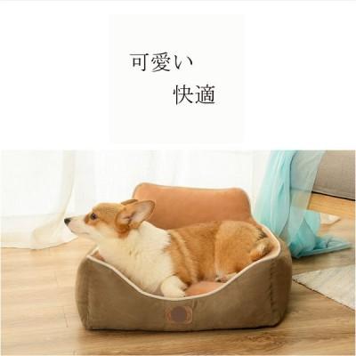ペット用品 ペットハウス 室内 犬用 猫用 ペットベッド 四節適用 洗える 小型 中型 大型 ふわふわ マット 保温防寒 猫 犬 あたっか