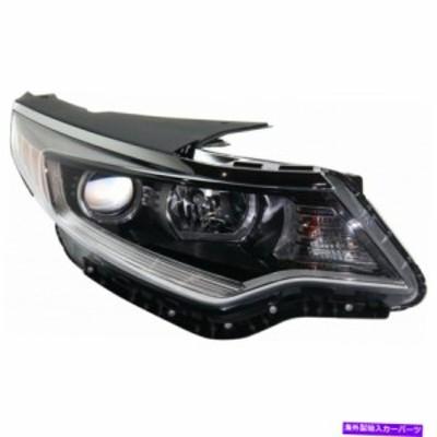 USヘッドライト Kia Optima Headlight 2016 17 18客室用ハロゲンCapa for KI2503196 For Kia Optima Headlight 2016 17 18 Passe