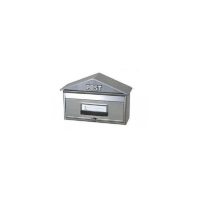 ハウスポスト 壁掛けポスト ステンレス製 メールボックス 郵便ポスト