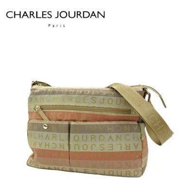 シャルルジョルダン CHARLES JOURDAN 051-7259 軽くて丈夫なナイロンバッグ 旅行 かばん ショルダー レディース ナイロン 軽量