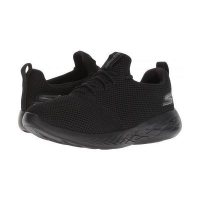 SKECHERS スケッチャーズ レディース 女性用 シューズ 靴 スニーカー 運動靴 Go Run 600 15076 - Black