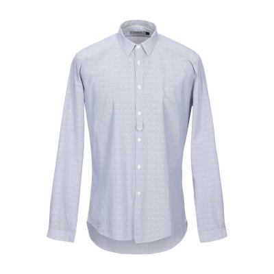 MARKUP シャツ グレー L コットン 100% シャツ