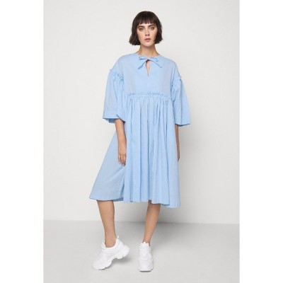 ヘンリック ヴィブスコフ ワンピース レディース トップス DARLING DRESS - Day dress - light blue