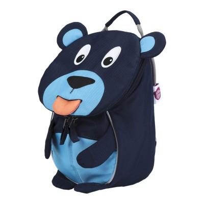 AFFENZAHN バックパック&ヒップバッグ ブルー ポリエステル 100% バックパック&ヒップバッグ