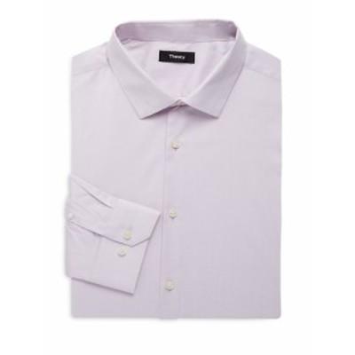 セオリー Men Clothing Docer Regular-Fit Dress Shirt