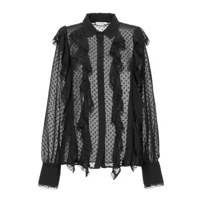 LE COEUR TWINSET シャツ ブラック S ポリエステル 100% / ナイロン シャツ