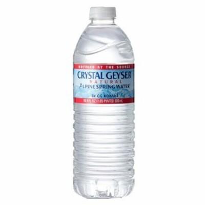 クリスタルガイザー 水(500ml*48本入)[海外ミネラルウォーター]