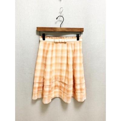 レッセパッセ  LAISSE PASSE レディース  サイズ36 スカート ミニスカート 【古着 フクノミライ】