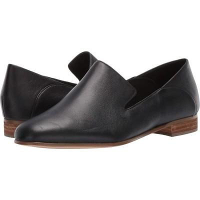 クラークス Clarks レディース ローファー・オックスフォード シューズ・靴 Pure Viola Black Leather