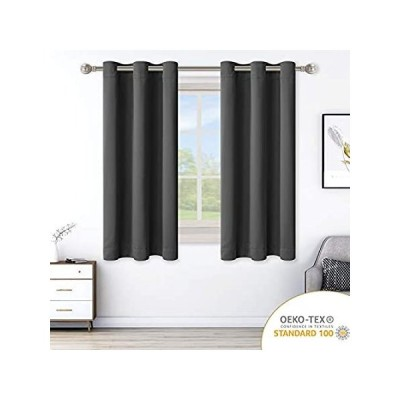 LORDTEX Blackout Curtains for Bedroom -Thermal Insulated Curtains with Grom
