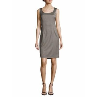 ラファイエット148ニューヨーク レディース ワンピース Textured Scoopneck Dress