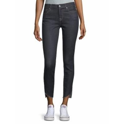 7 フォー オールマンカインド レディース パンツ デニム Raw-Hem Skinny Ankle Jeans