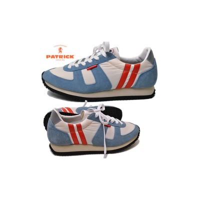 PATRICK CALIFORNIE パトリック スニーカー 靴 カリフォルニー WHT ホワイト メンズ 厚底タイプ