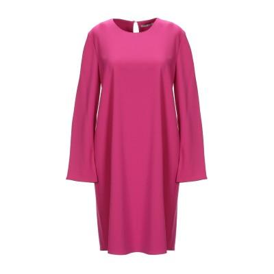 HOPE COLLECTION ミニワンピース&ドレス フューシャ M ポリエステル 100% ミニワンピース&ドレス
