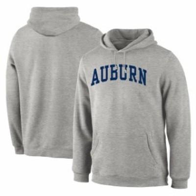 Fanatics Branded ファナティクス ブランド スポーツ用品  Auburn Tigers Gray Basic Arch Pullover Hoodie