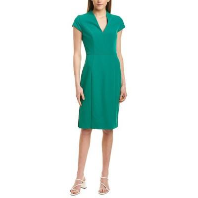 ミリー ワンピース トップス レディース Milly Olivia Sheath Dress emerald