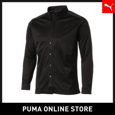 プーマ メンズ ゴルフ ポロシャツ PUMA ゴルフ EGW 24/7 長袖 ポロシャツ 最短当日出荷
