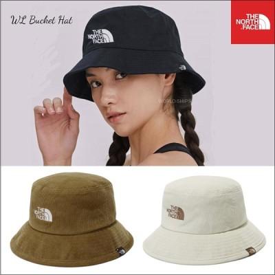 ノースフェイス 帽子 キャップ メンズ レディース コットン バケットハット THE NORTH FACE WL BUCKET HAT