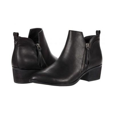 MIA エムアイエー レディース 女性用 シューズ 靴 ブーツ アンクル ショートブーツ Neil - Black