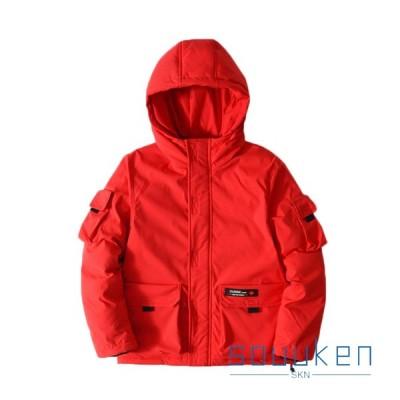 ダウンコート ダウンジャケット 男の子 大きいサイズ 秋冬 防寒 防風 保温 可愛い 子供服 アウター 中綿コート ジャケット おしゃれ