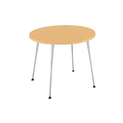コクヨ      ミーティングテーブル 円形 EAT IN イートイン  Φ900×D900×H700MM LT-346 ナチュラル
