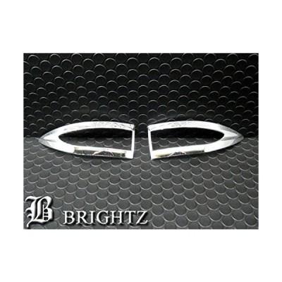 BRIGHTZ ティアナ L33 メッキドアミラーウィンカーリム MIR−ETC−011