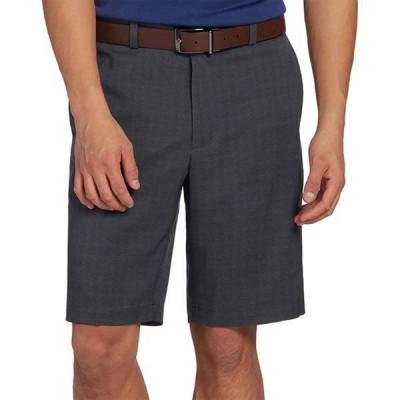 ウォルターヘーゲン メンズ ハーフパンツ・ショーツ ボトムス Walter Hagen Men's 11 Majors Tonal Plaid Golf Shorts