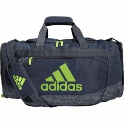 アディダス adidas ユニセックス ボストンバッグ・ダッフルバッグ バッグ Defender III Medium Duffle Bag Onx/Jersey Onx/Signal Grn