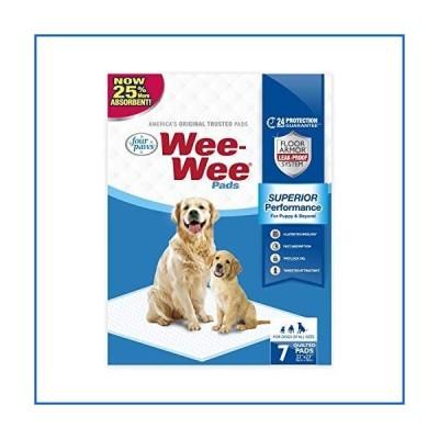 <新品>Four Paws Wee-Wee Standard Dog Housebreaking Pads, by Four Paws<並行輸入品>