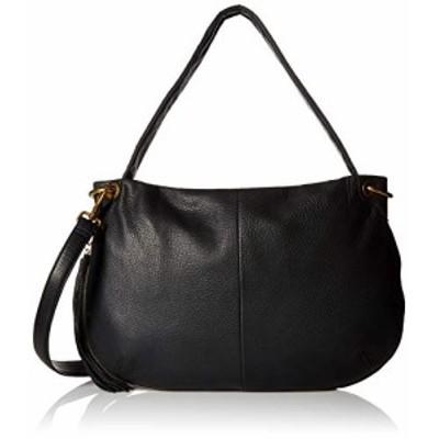 ホボ アメリカ 日本未発売 Hobo Women's Vale Black Vintage Leather Shoulder Bag