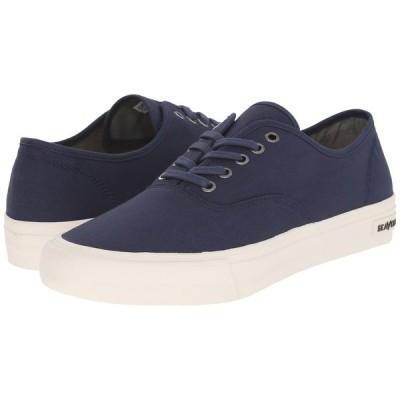 シービーズ SeaVees メンズ スニーカー シューズ・靴 Legend Sneaker Classic True Navy