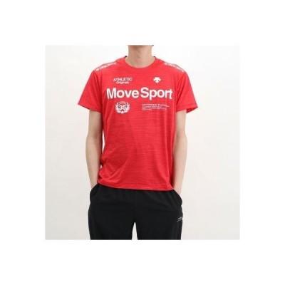 デサント DESCENTE メンズ 半袖機能Tシャツ ブリーズプラス Tシャツ DMMPJA61