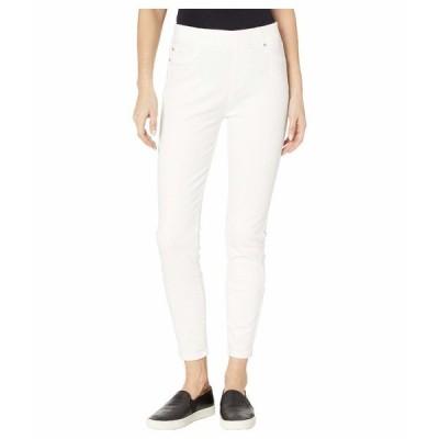 ニックプラスゾーイ デニム ボトムス レディース Zoe Skinny Jeans in Paper White Paper White