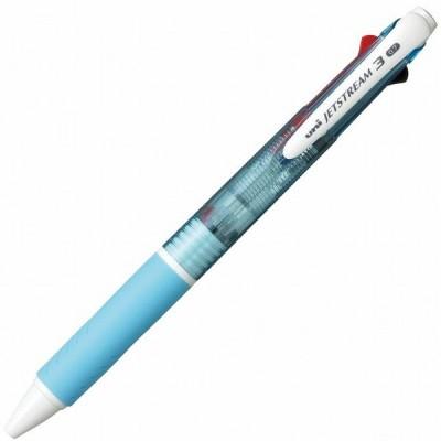 ジェットストリーム 3色ボールペン 0.7mm 品番:SXE340007.8 三菱鉛筆(uni) 専門ストア