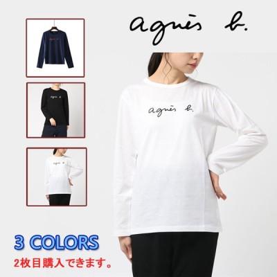 母の日2021アニエスベー agnes b.2枚目可購入レディース Tシャツ HOMME メンズ ロンT カットソー 長袖 Tシャツ ロングTシャツ