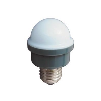 ジェフコム(JEFCOM) LEDサイン球(散光タイプ) レッド P18SW-E2601-R〜ピンク P18SW-E2601-P